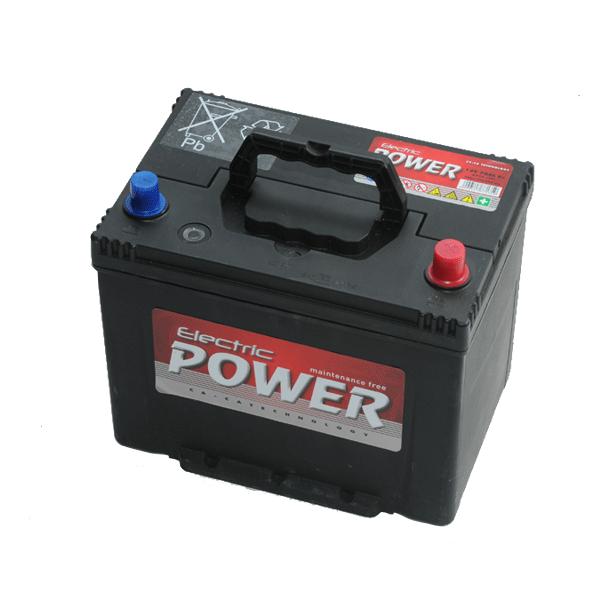 Electric Power 12V 70Ah 600A Jobb+ autó akkumulátor