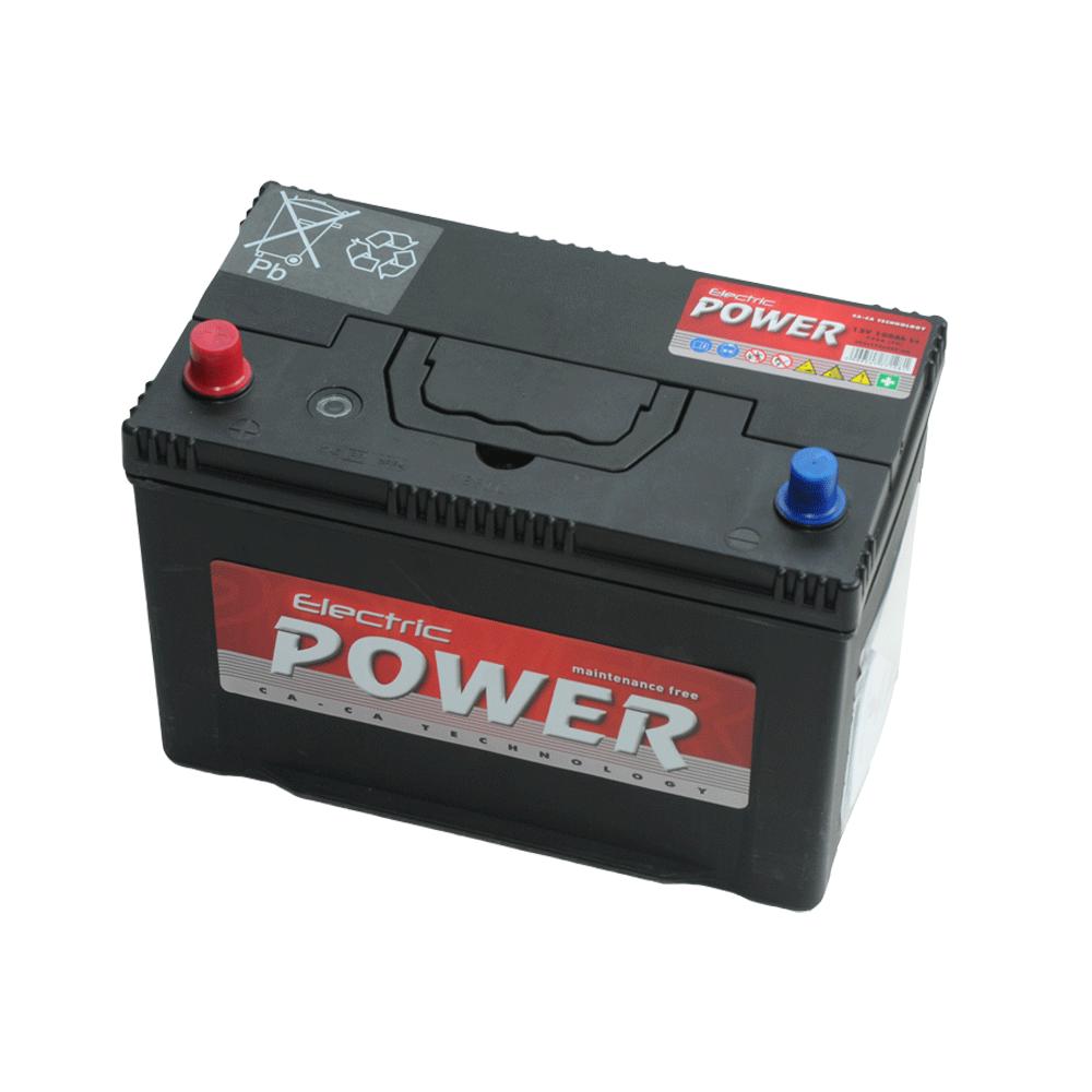 Electric Power 12V 100Ah 750A Bal+ autó akkumulátor
