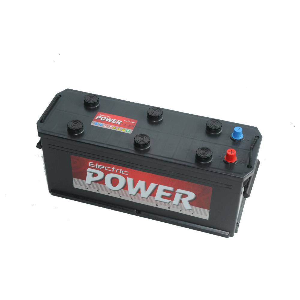 Electric Power 12V 155Ah 900A Bal+ teherautó akkumulátor