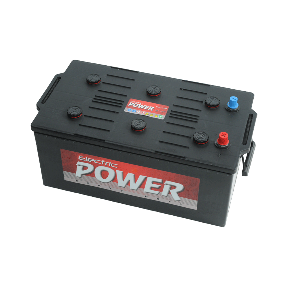 Electric Power 12V 210Ah 1100A Bal+ teherautó akkumulátor