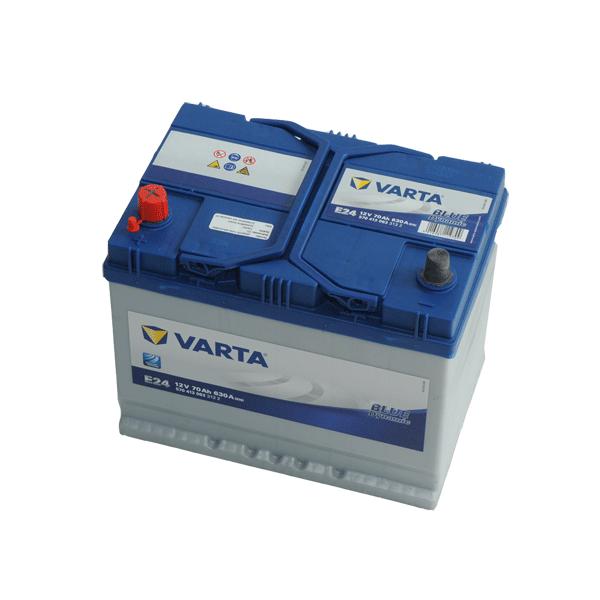 Varta 12V 70Ah 630A Bal+ autó akkumulátor
